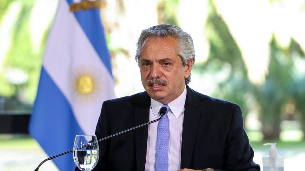 """Alberto Fernández le respondió a Hebe de Bonafini y defendió el """"diálogo"""" con todos los sectores"""