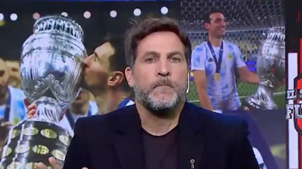"""Toti Pasman había pedido que no convoquen más a Ángel Di María: """"Me equivoqué, pero no pido perdón"""""""