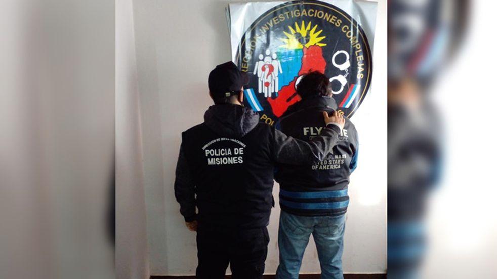 Un empleado de una constructora se encuentra detenido por ser presuntamente el autor de un robo a su ex patrón