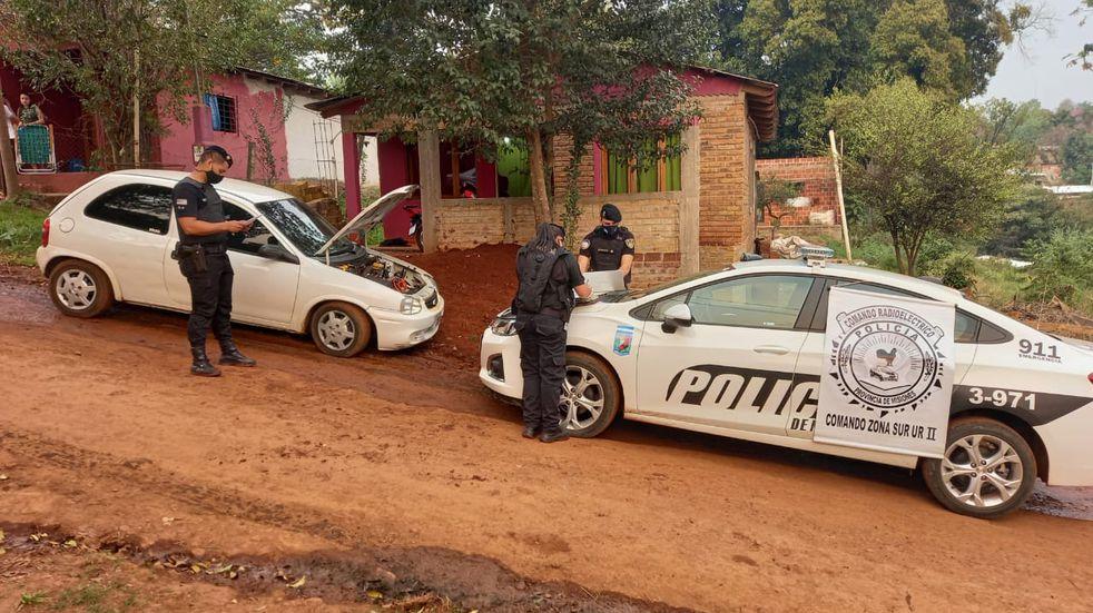 Operativos Viales en Oberá dejaron como saldo varios vehículos secuestrados