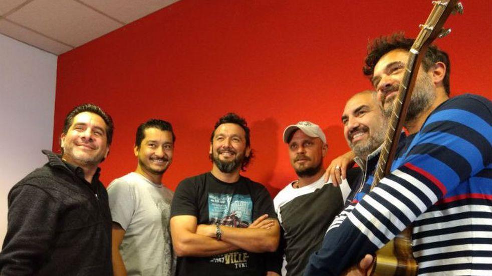"""Los Tekis adelantaron """"Carnaval"""", single que formará parte de un nuevo disco"""