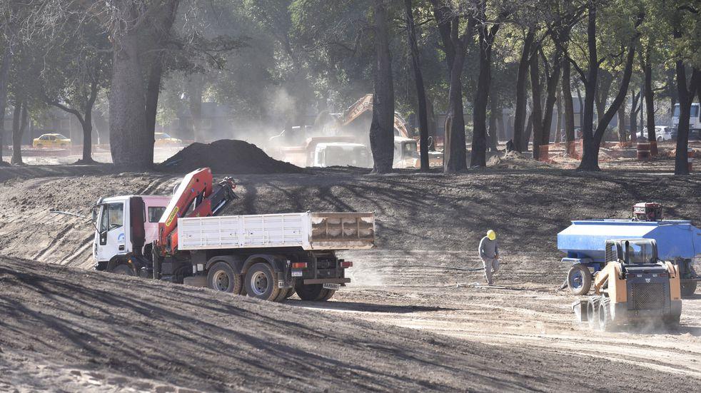 ¿El final de los olores nauseabundos en el Parque Sarmiento?: trabajan en una solución definitiva
