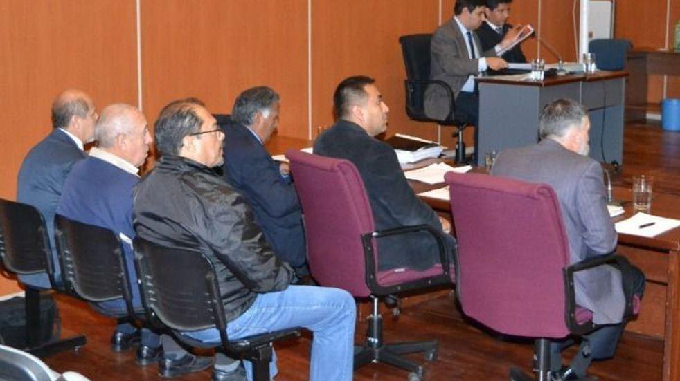 Juicio brigadistas: declararon dos imputados y negaron las acusaciones en su contra