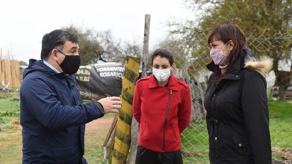 Concepción del Uruguay: inversión para obras de integración socio urbana