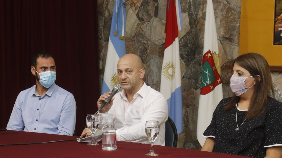 Daniel Gómez Gesteira afirmó que desde el mes de marzo la boleta del agua costará aproximadamente la mitad