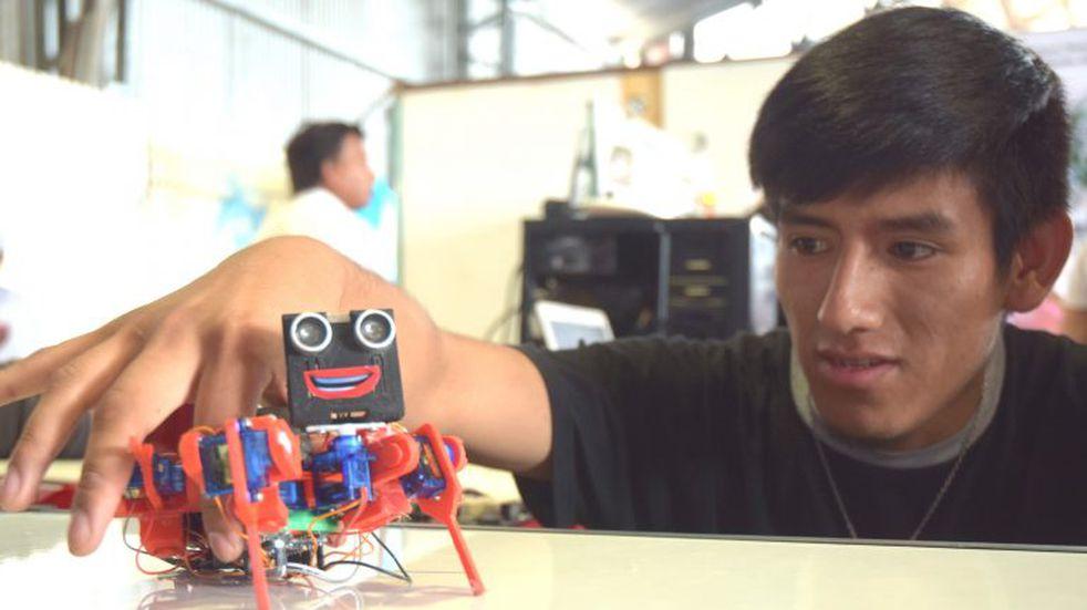 Escuelas de Jujuy hacen punta en robótica y energía sustentable