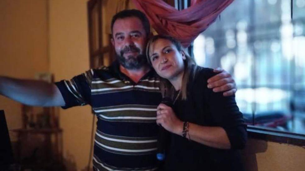 Amor y cuarteto: se conocieron en Paraguay al ritmo de Rodrigo Bueno y Walter Olmos