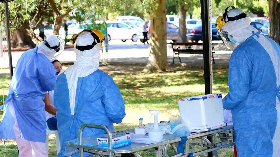 Coronavirus: Caleta Olivia registró seis casos en las últimas 24 horas