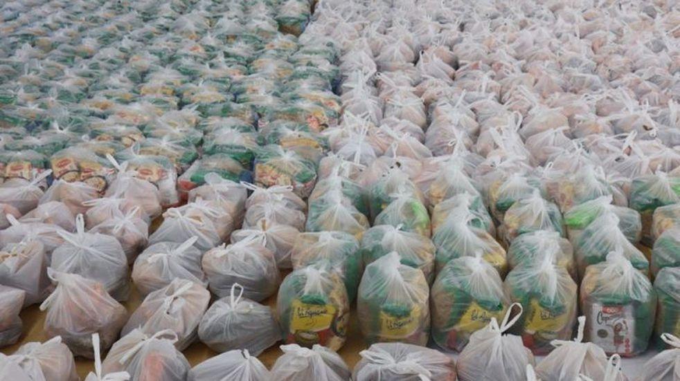 Nuevo cronograma de entrega de módulos alimentarios correspondiente al mes de  noviembre en Carlos Paz