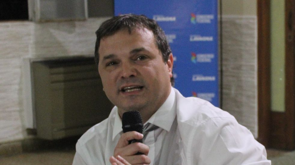 Sadi Gelós, un puntaltense candidato a Diputado Provincial