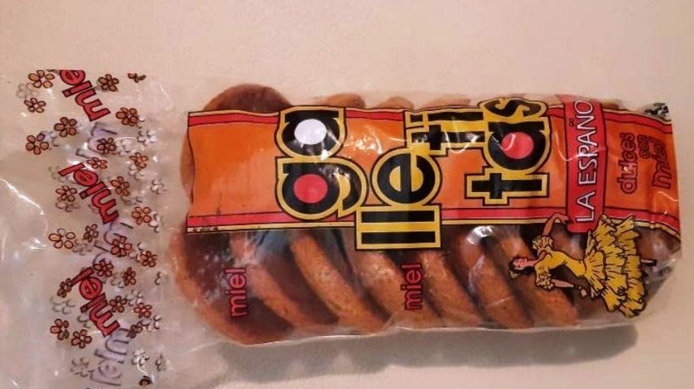 Higiene de los Alimentos solicitó a la empresa que retire las galletas con miel elaboradas antes del 9 de septiembre.