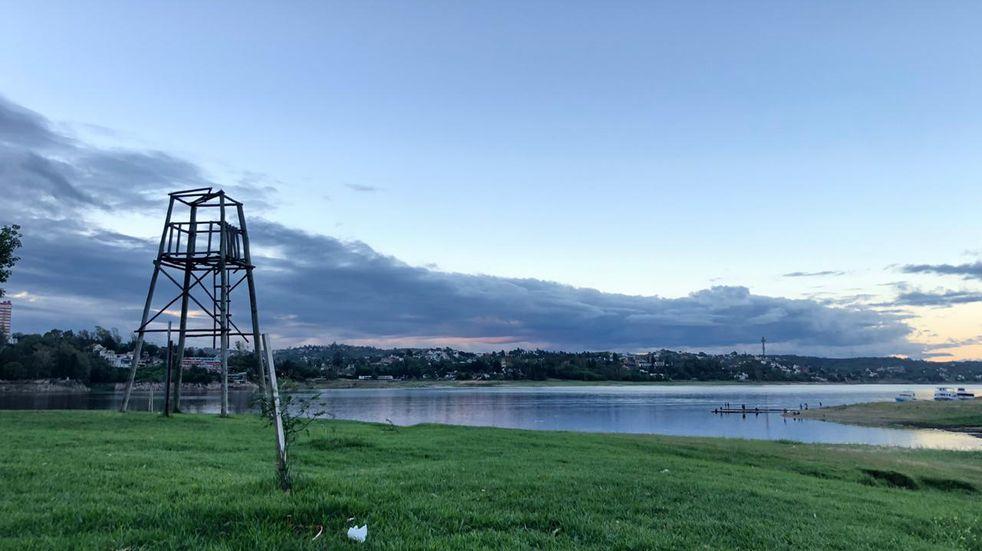El tiempo en Carlos Paz: para este sábado se esperan lluvias y una máxima de 27°