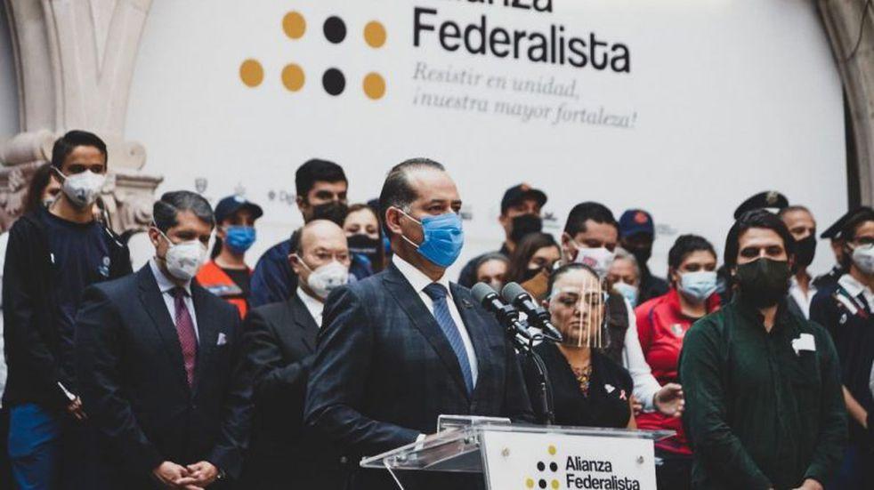 Gobernadores opositores amenazan con consultas populares sobre modelo fiscal
