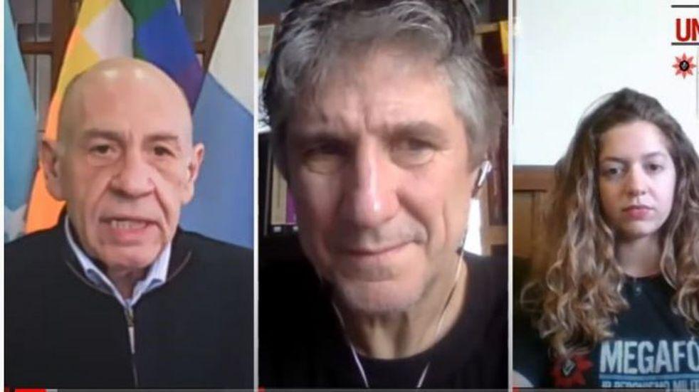 Amado Boudou comparó al Gobierno de Macri con la dictadura