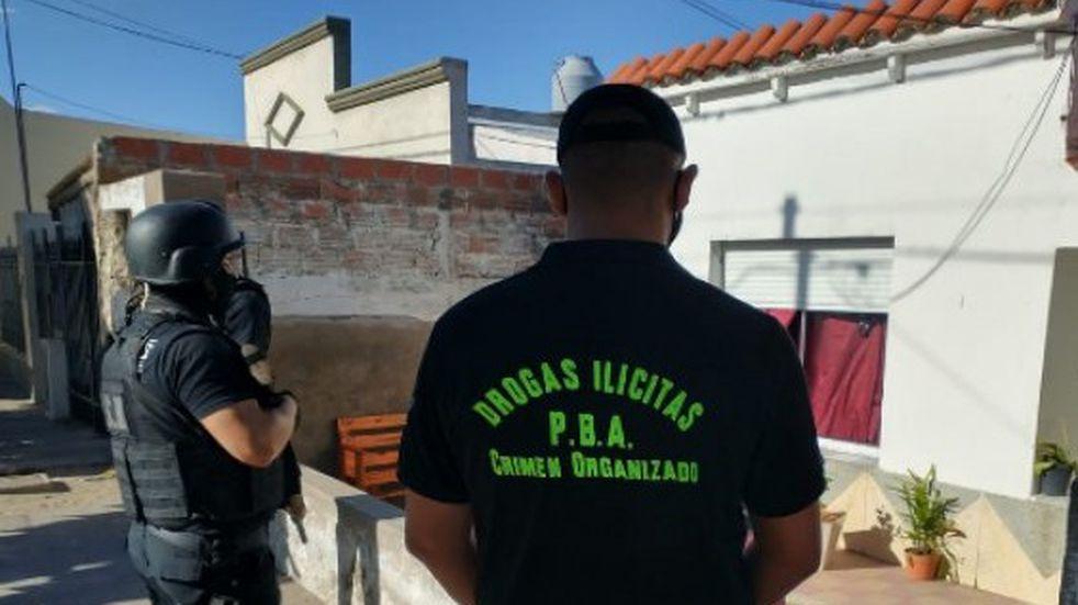 Un puntaltense fue detenido por comercialización de drogas