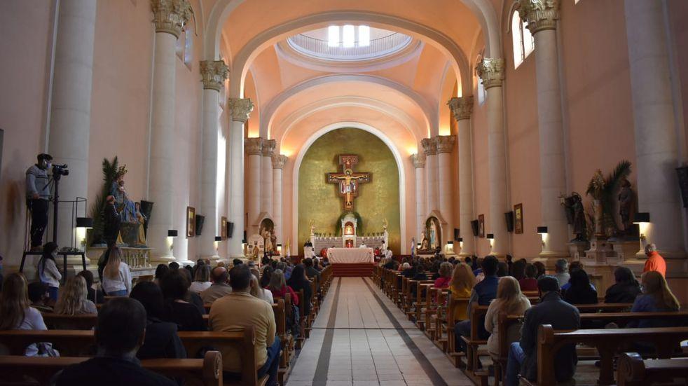 Semana Santa: así se podrán seguir desde casa las ceremonias litúrgicas en el sur mendocino