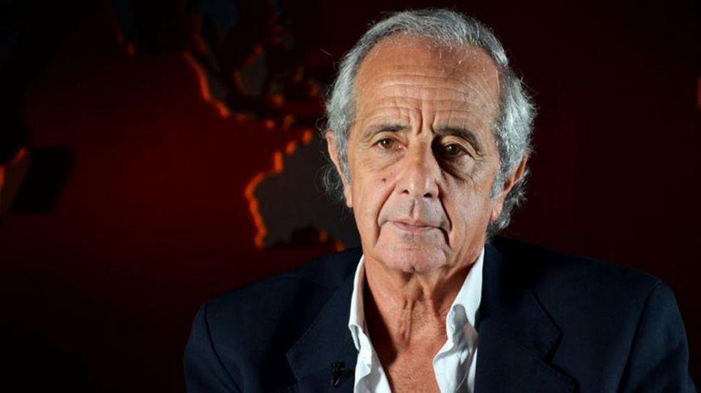 """Rodolfo D'Onofrio: """"Lo más importante es la salud de los jugadores"""""""