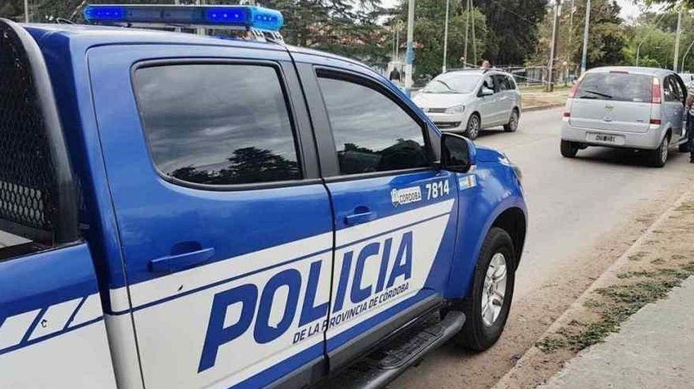 Operativo. La Policía montó un operativo en barrio Ameghino Norte, pero no se pudo dar con el agresor. (Imagen ilustrativa)