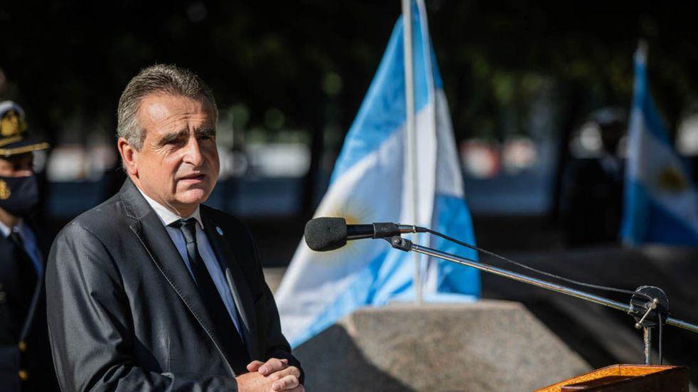 Veteranos de la Guerra de Malvinas agradecieron a Agustín Rossi por su gestión en el Ministerio de Defensa