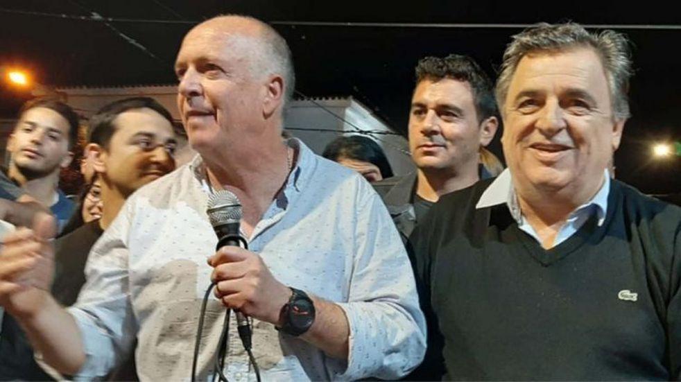 Almafuerte: gana Rubén Dagum y es el nuevo intendente