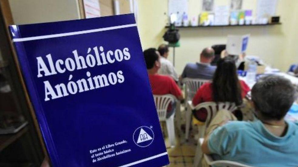 La primera reunión de Alcohólicos Anónimos tuvo sede en El Soberbio.