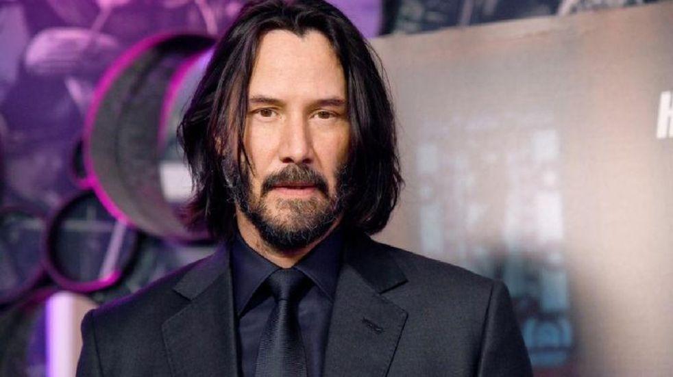 Keanu Reeves subasta una cita virtual para ayudar a niños con cáncer