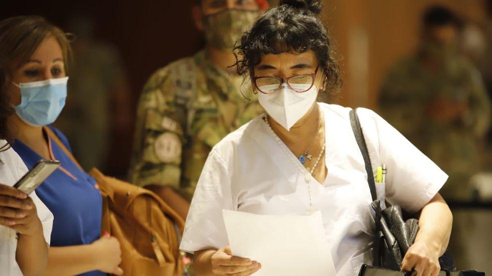 En Córdoba fallecieron 57 profesionales de la salud por Covid-19