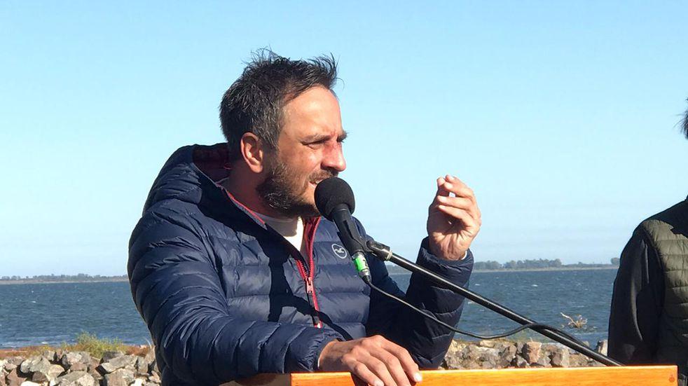 Juan Cabandié: anunció la creación del Parque Nacional Ansenuza