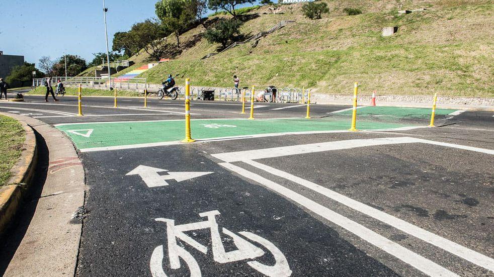 El 5 de mayo quedará inaugurada la Bicivía en la Costanera Baja de Paraná