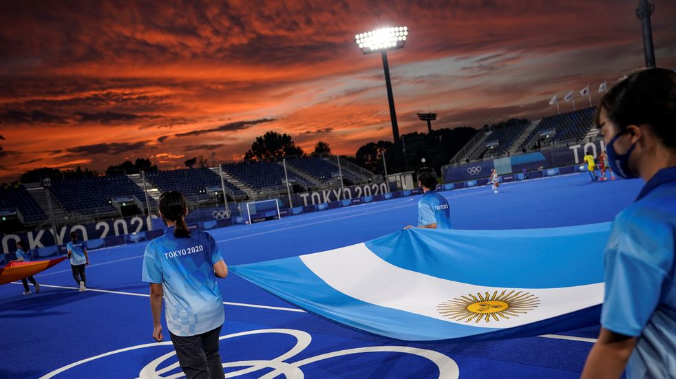 Madrugada agridulce para Argentina en Tokio 2020: hazaña de Los Pumas 7s, adiós de Podoroska