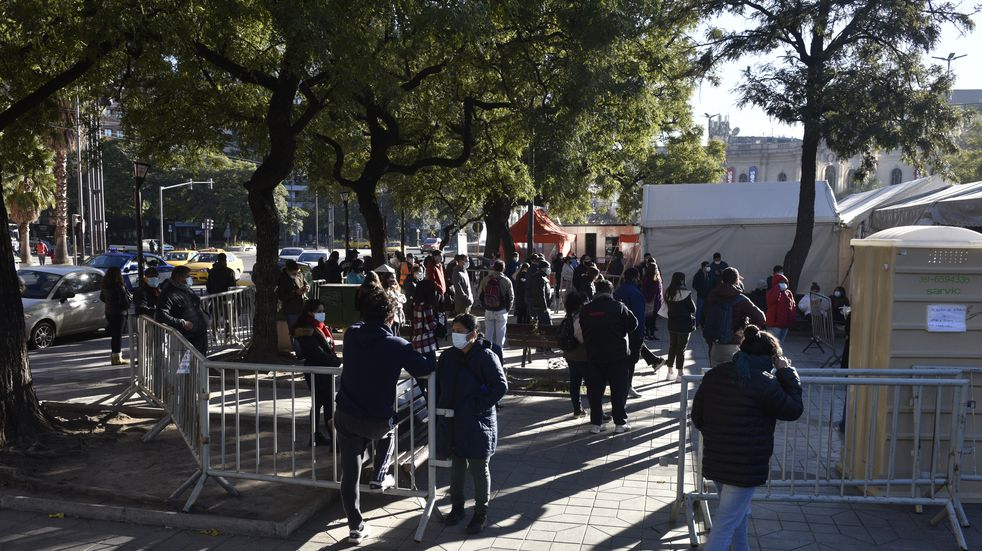 Domingo con testeos en Córdoba contra el coronavirus