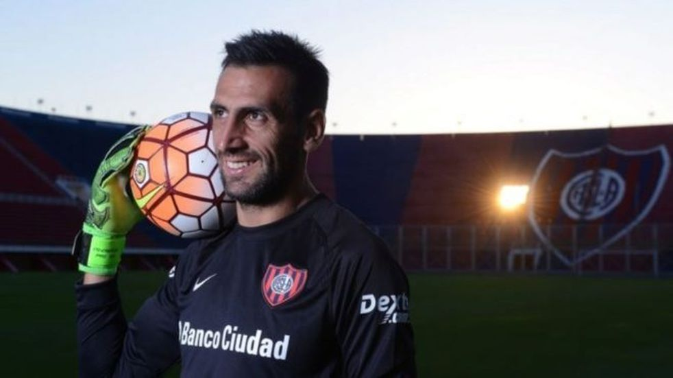 "Sebastián Torrico: ""Me quiero retirar en San Lorenzo y ser dirigente"""