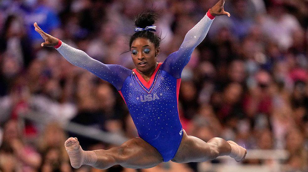 Sorpresa en los Juegos Olímpicos: Simone Biles se bajó de la prueba por equipos