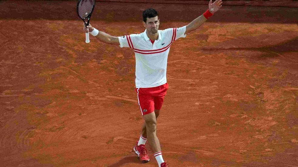 Roland Garros: en un partido inolvidable, Djokovic le ganó a Nadal y se clasificó a la final