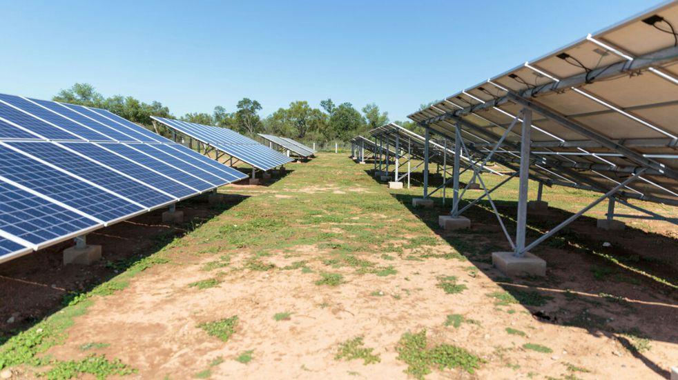Usarán energía solar en El Impenetrable chaqueña