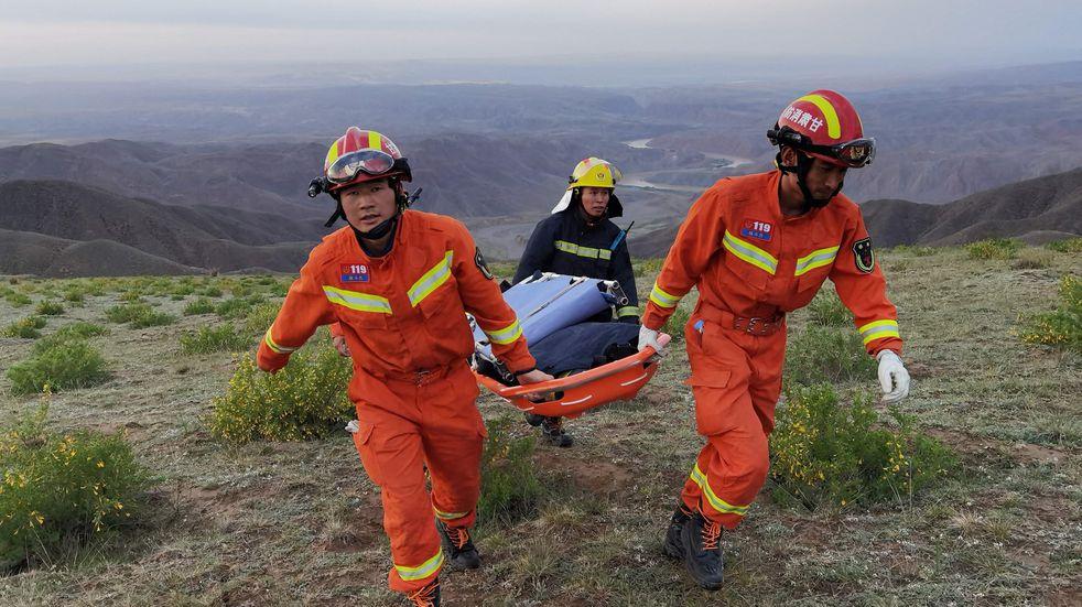 Tragedia en China: 21 atletas mueren del frío durante una maratón de montaña