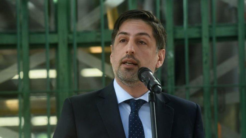Nicolás Trotta,  ministro de Educación de la Nación. (Twitter)