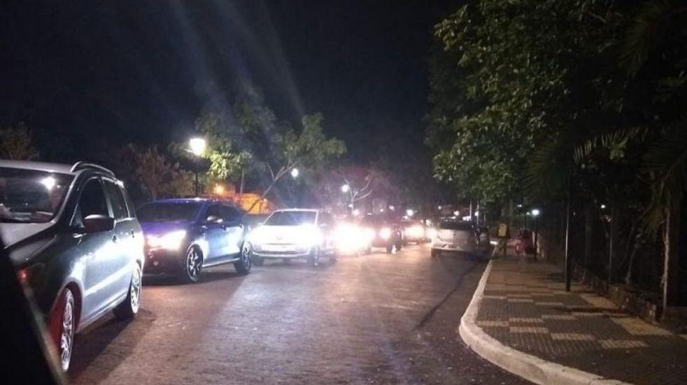 El intendente de Puerto Esperanza dijo que el reclamo de seguridad se mezcla con la política