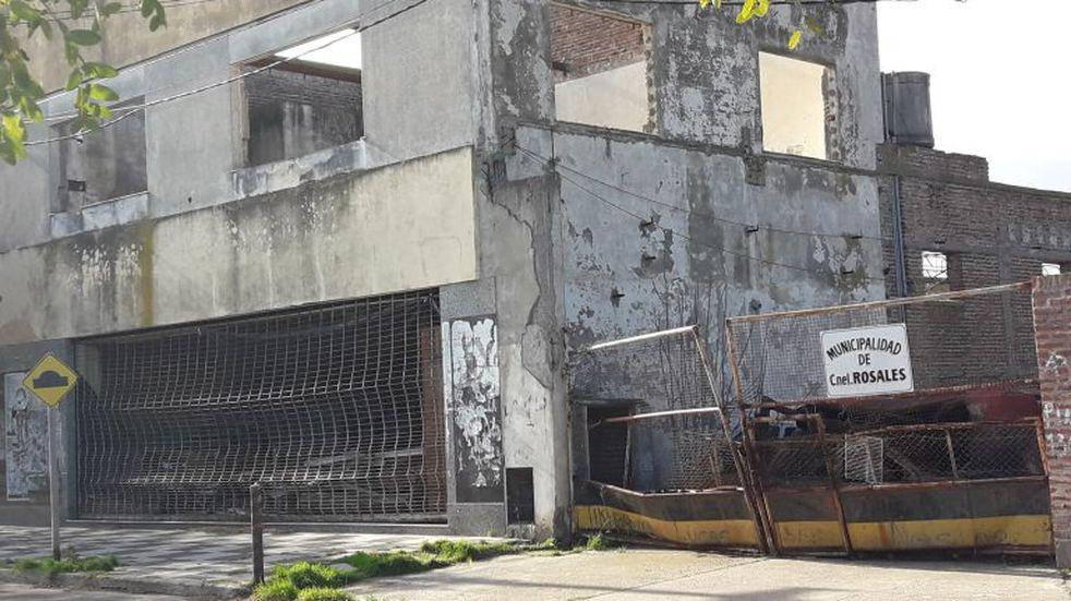 En el edificio que pertenecía a Crisafulli funcionará la futura dirección de Tránsito.