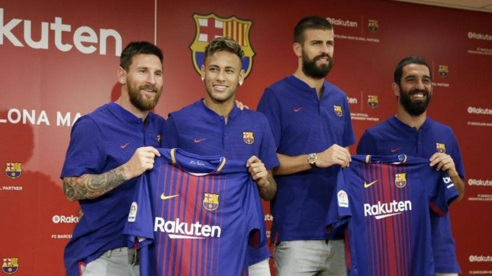 Barcelona se quedó sin sponsor en el pecho y sigue perdiendo valor como marca tras la salida de Lionel Messi