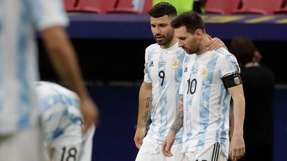 Sergio Agüero contó el shock que vivió al enterarse de la salida de Lionel Messi del Barcelona.