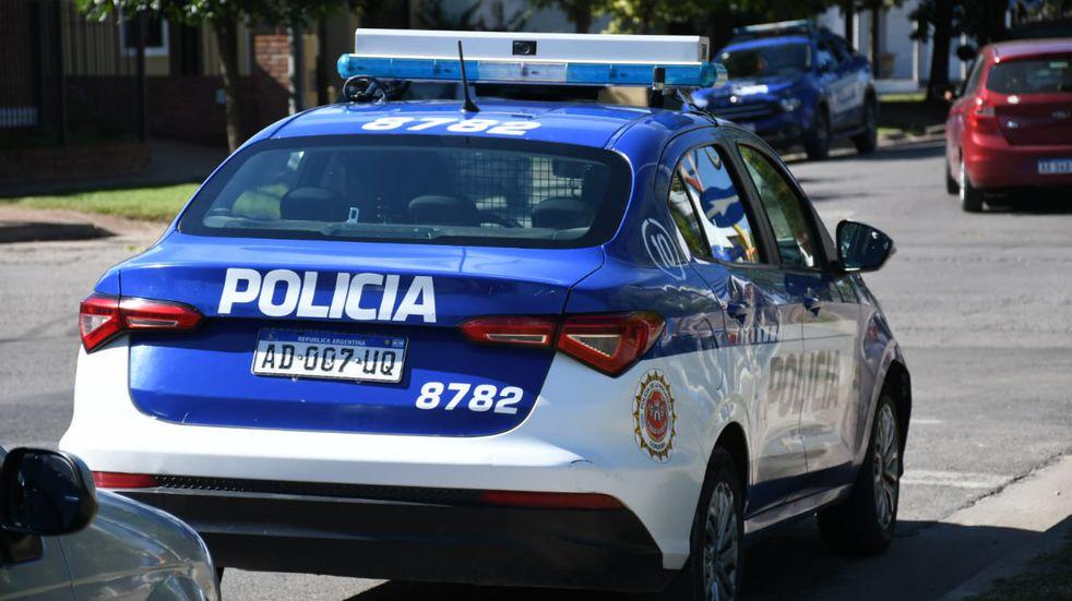 La Policía recuperó elementos robados de una obra en construcción en Santa Cruz del Lago