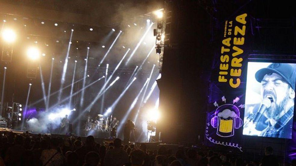 Ya se conocen las bandas que tocarán en la Fiesta de la Cerveza 2020