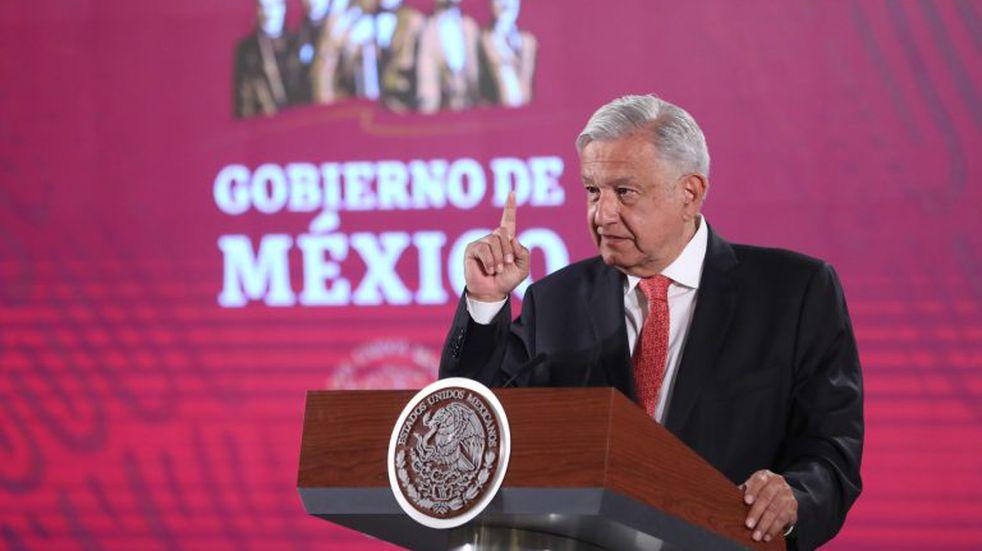 López Obrador dijo que no hay vacunación secreta de funcionarios mexicanos, justo antes de recibir a Alberto Fernández