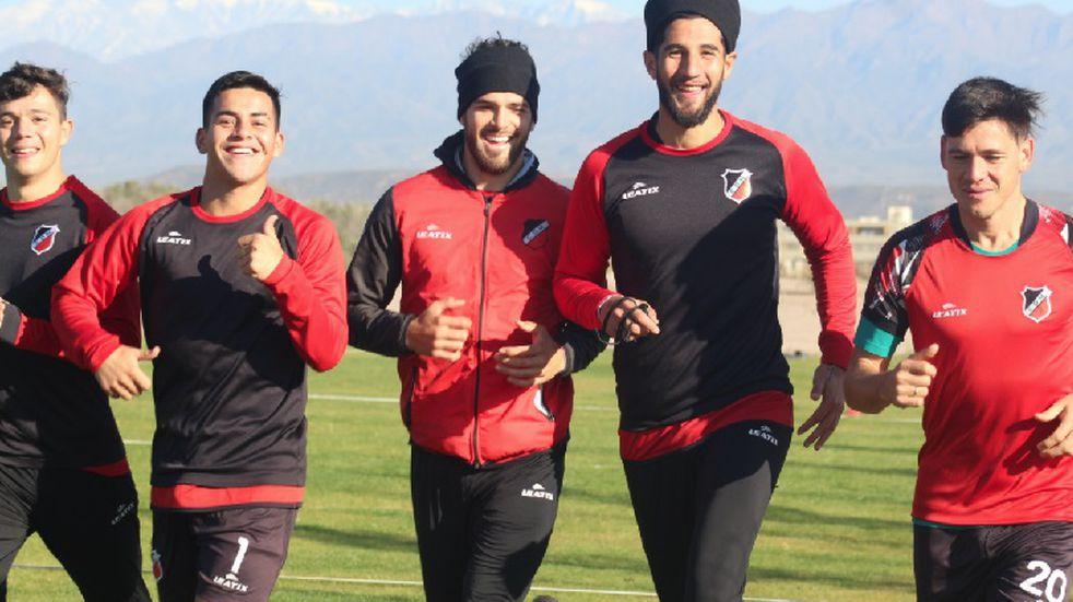 Deportivo Maipú y Gimnasia ajustan sus tácticas de cara al partido del lunes