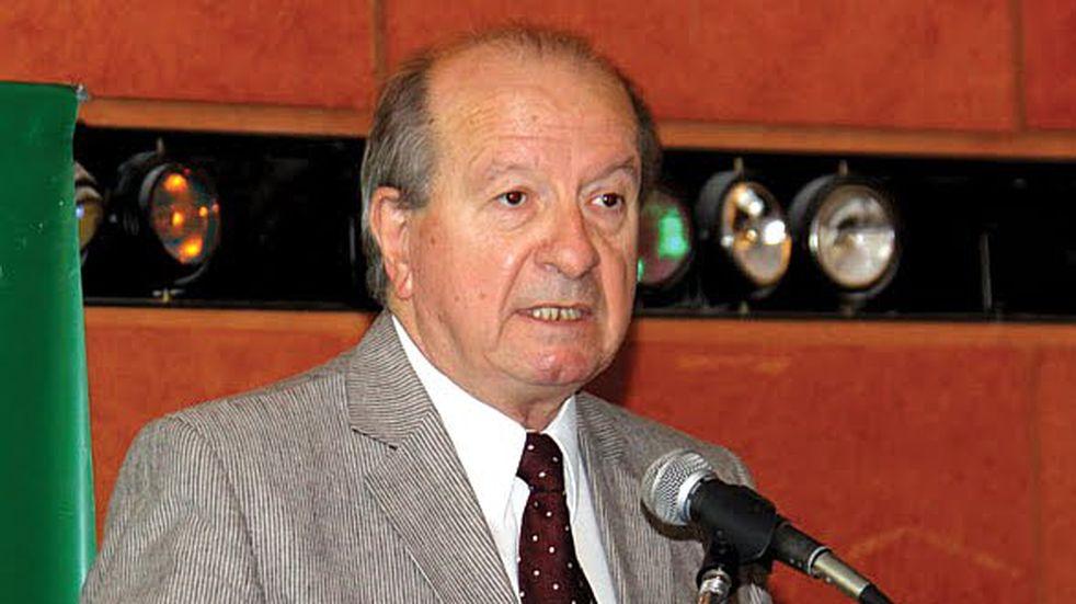 Murió Miguel Paulón, ex ministro de Reutemann y compañero de fórmula de Binner
