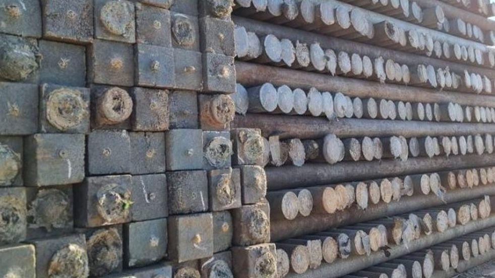Más de 3.000 kilos de desechos fueron reciclados en madera plástica