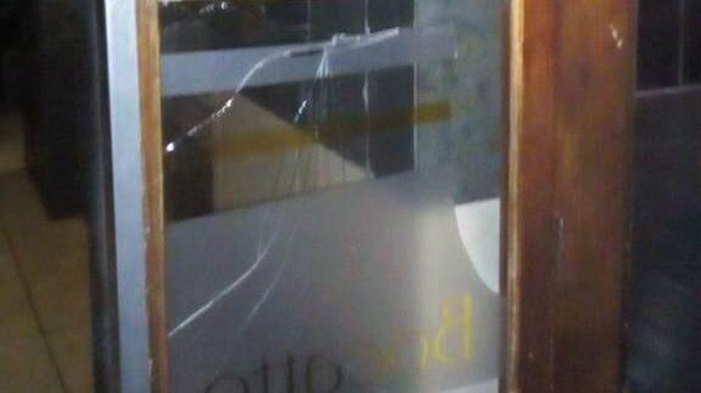 Posadas: jóvenes intentaron asaltar al sereno de un local gastronómico