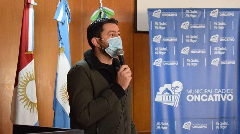 Oncativo: el intendente de la ciudad dio positivo de coronavirus