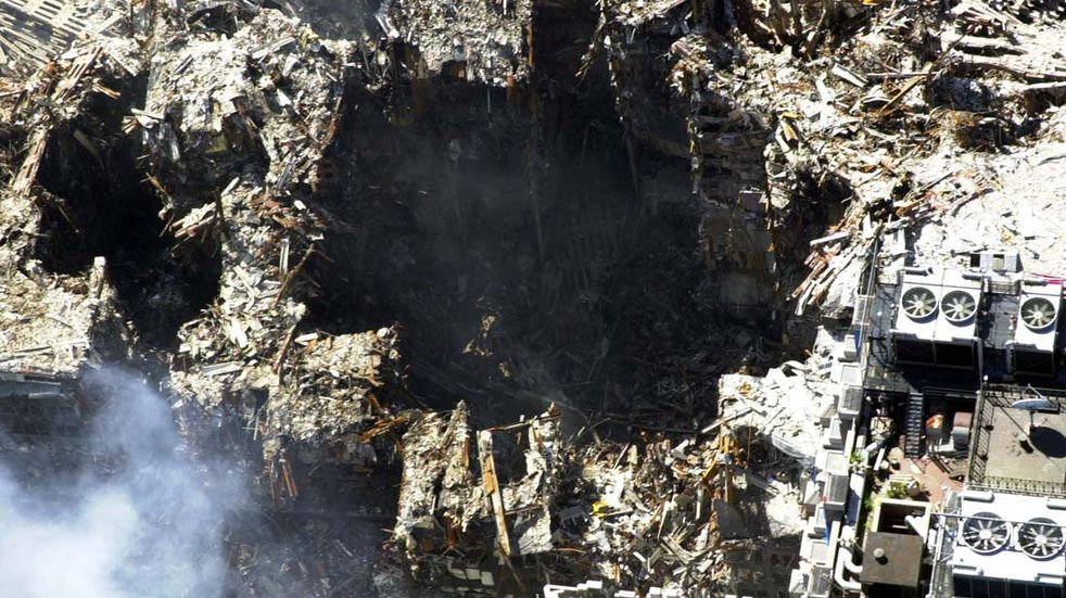"""11 de septiembre: cómo está la """"zona cero"""" a 20 años del atentado a las Torres Gemelas"""